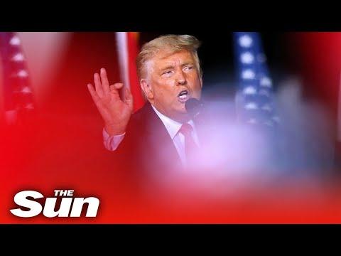 Donald Trump continues