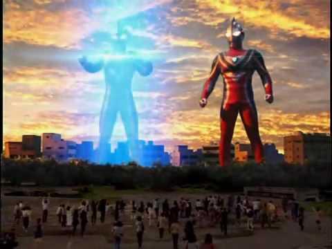 Ultraman gaia Amv