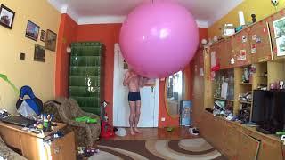 Video Climb in pink balloon download MP3, 3GP, MP4, WEBM, AVI, FLV April 2018