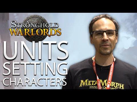 Stronghold Next - Developer Interview |