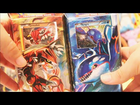 Primal Clash - Ocean's Core and Earth's Pulse Theme Decks - Opening