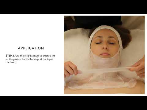 In The Salon With Gatineau - DefiLIFT Mask Demonstration