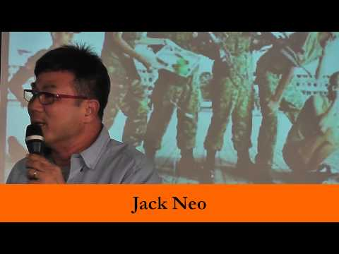 Jack Neo and J Group update by Robin Stienberg, National Critics Choice