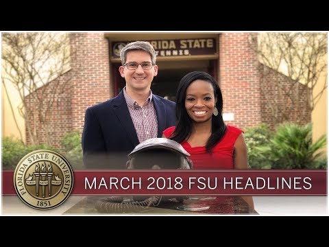 FSU Headlines: March 2018
