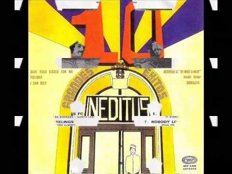 INEDITUS - Shame Shame - 1976