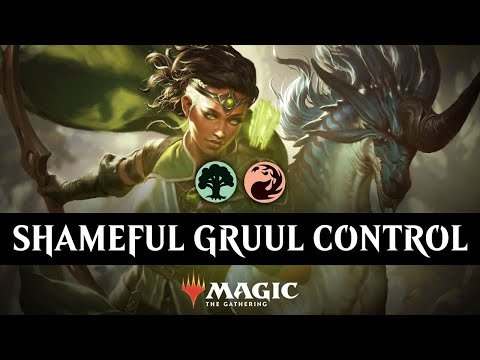 I LOST TO A  YOUTUBER IN MYTHIC!!! | Red/Green Vivien Gruul Control