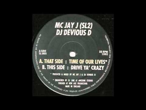 MC Jay J & Devious D - Drive Ya' Crazy (1992)