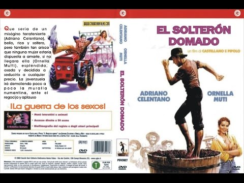 El Fierecillo Domado  Ornella Muti 1980 Subtitulada  en Español ® Manuel Alejandro 2016.