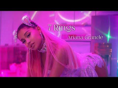 Lagu 7 Rings - Ariana Grande + Lyrics (Free Download Link)