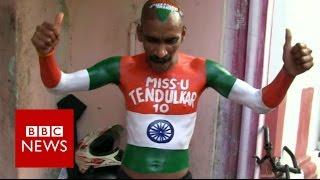 Sachin Tendulkar's 'biggest' fan? BBC News