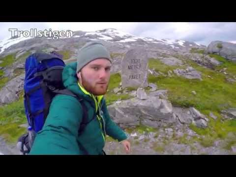 Solo Backpacking Norway