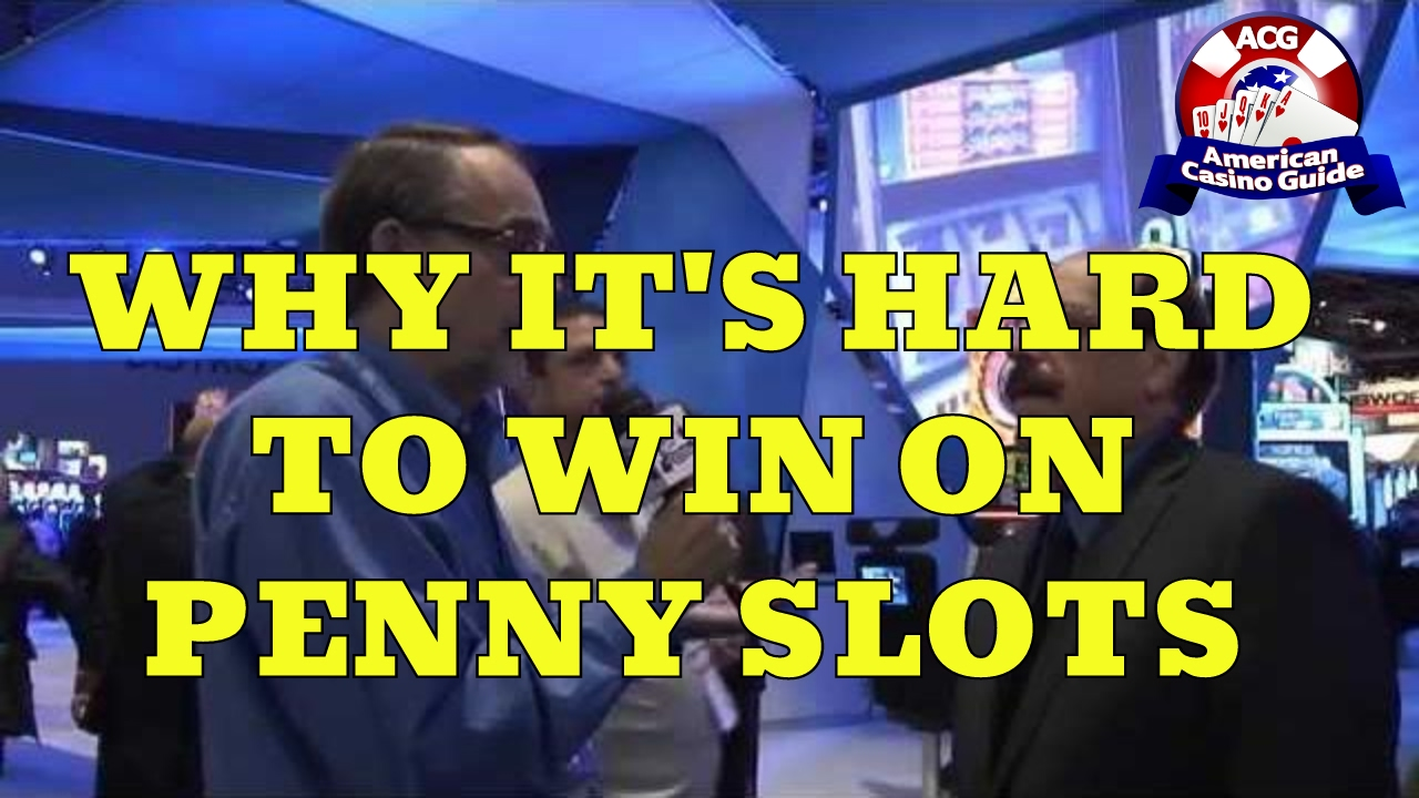 how to play penny slots and win