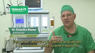 Download Dr. Evandro Bazan de Carvalho - A Evolução da Anestesia