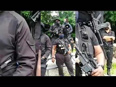 NFAC Black armed militia in Stone Mountain GA Part 1 of 5