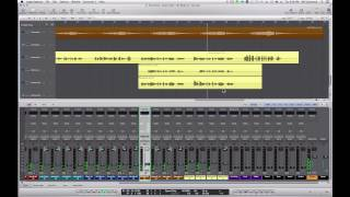Mixing Without Plug-Ins (Part 02 - Static Mix / Balance)