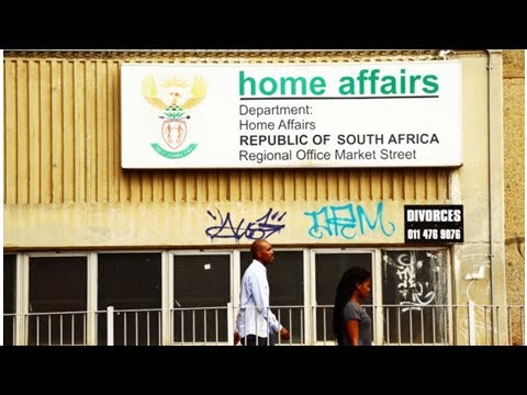 Home Affairs minister declares #WarOnQueues