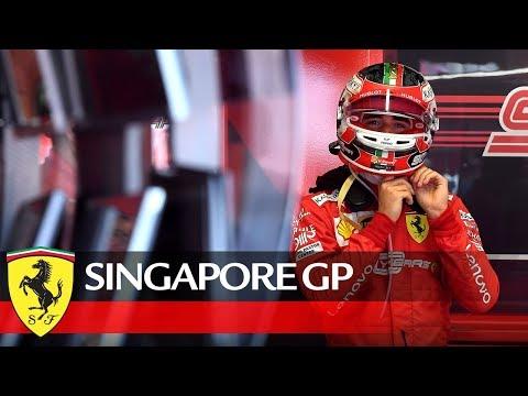 Singapore Grand Prix Preview - Scuderia Ferrari 2019