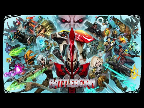 Battleborn - The Experiment - Private Story - Hardcore - Oscar Mike