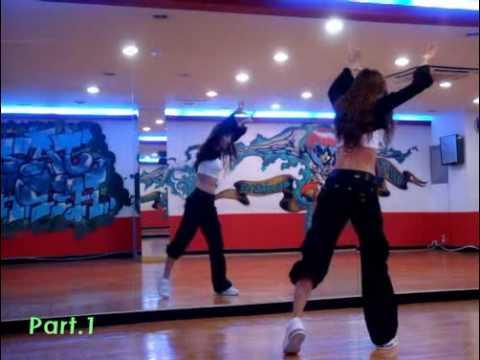Hyuna-Change(dance Tutorial Part1)