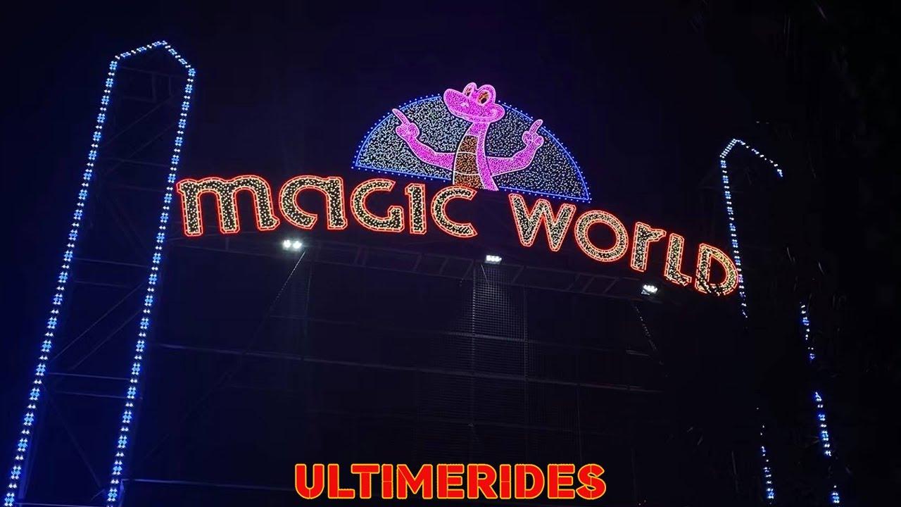 Magic World Hyères (Compilatie)