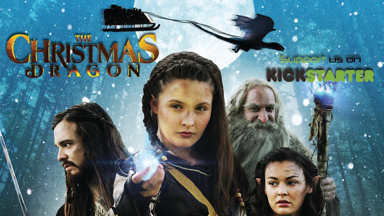 The Christmas Dragon - Official Trailer - YouTube