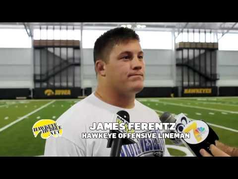 James Ferentz - IA vs NIU