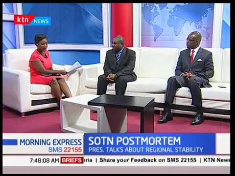 Wakoli:Corruption is one of the biggest challenge that I thought president should have focused on it