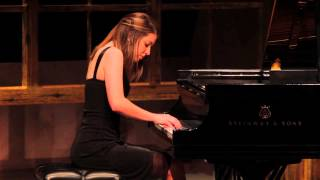Mozart Sonata No. 4 in E flat major, K. 282 - Corinne Penner, piano