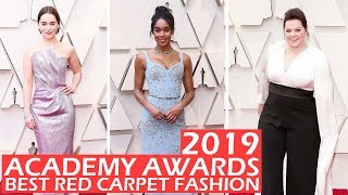 Academy Awards 2019 - Best Red Carpet Fashion Styles