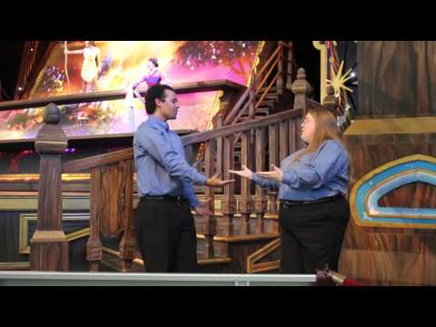 """Mickey and the Magical Map"" in American Sign Language"