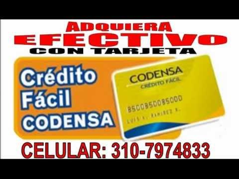 Avances Tarjeta Crédito Codensa - EfectivoSeguro.com de YouTube · Duración:  55 segundos
