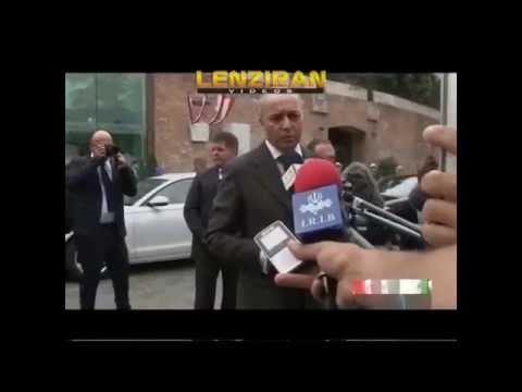 Disruption of  nuclear negotiation in Vienna  , Javad Zarif flew to Tehran !
