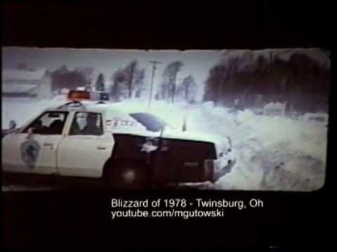 Blizzard Of 1978 Twinsburg Oh Youtube