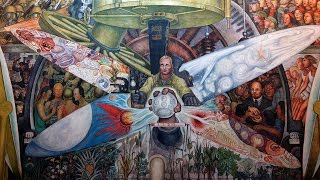 Diego Rivera, Man Controller of the Universe