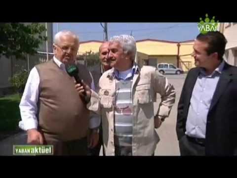 Hatsan Fabrika ziyareti-part1   Hatsan factory visit by Yaban TV-part1