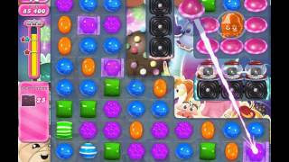 Candy Crush Saga - Level 1406 (3 star, No boosters)
