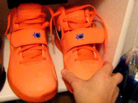 brand new 16ffa 71264 Nike KD II - Creamsicles