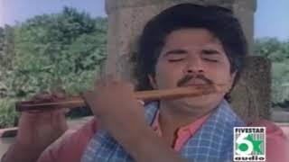 Sirayil Pootha Chinna Malar Flute Music Song | Vijayakanth | Bhanupriya
