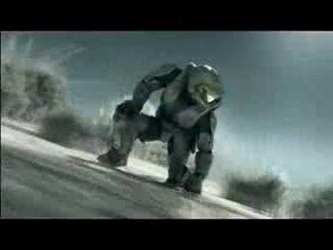 Offical Halo 3 Trailer (As Seen on Monday Night Football)