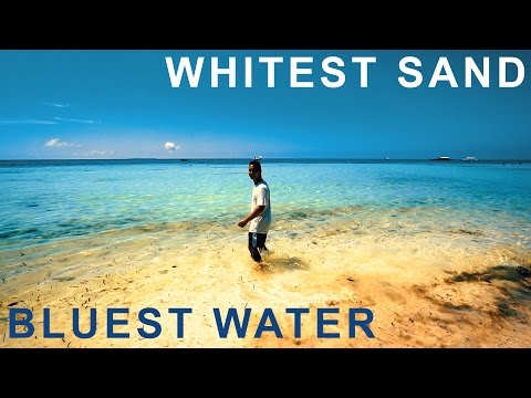 WHITEST SAND, BLUEST WATER | Panglao Island, Bohol