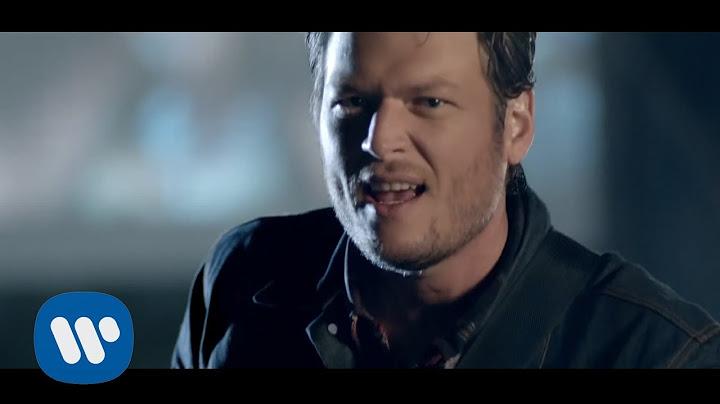 blake shelton  footloose official music video