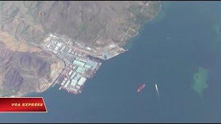 Việt Nam 'cứng rắn bất ngờ' với Trung Quốc về vấn đề Biển Đông (VOA)
