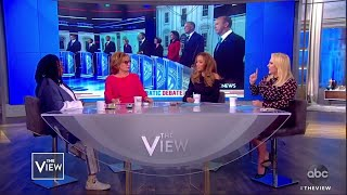 Who Stood Out in First Dem Debate?, Part 2   The View