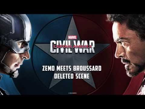 Captain America Civil War | Deleted Scene |Available on Blu-ray, DVD and Digital NOW!