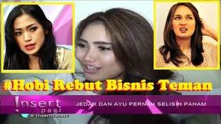 HOBI REBUT BISNIS TEMAN!!! AYU Ting Ting TERANCAM Tak Punya KAWAN ~ Gosip Terbaru 20 November 2016