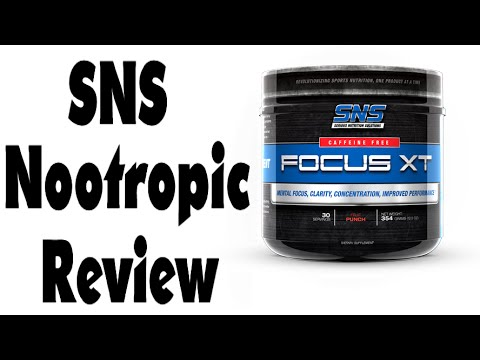Focus XT Caffeine Free Review