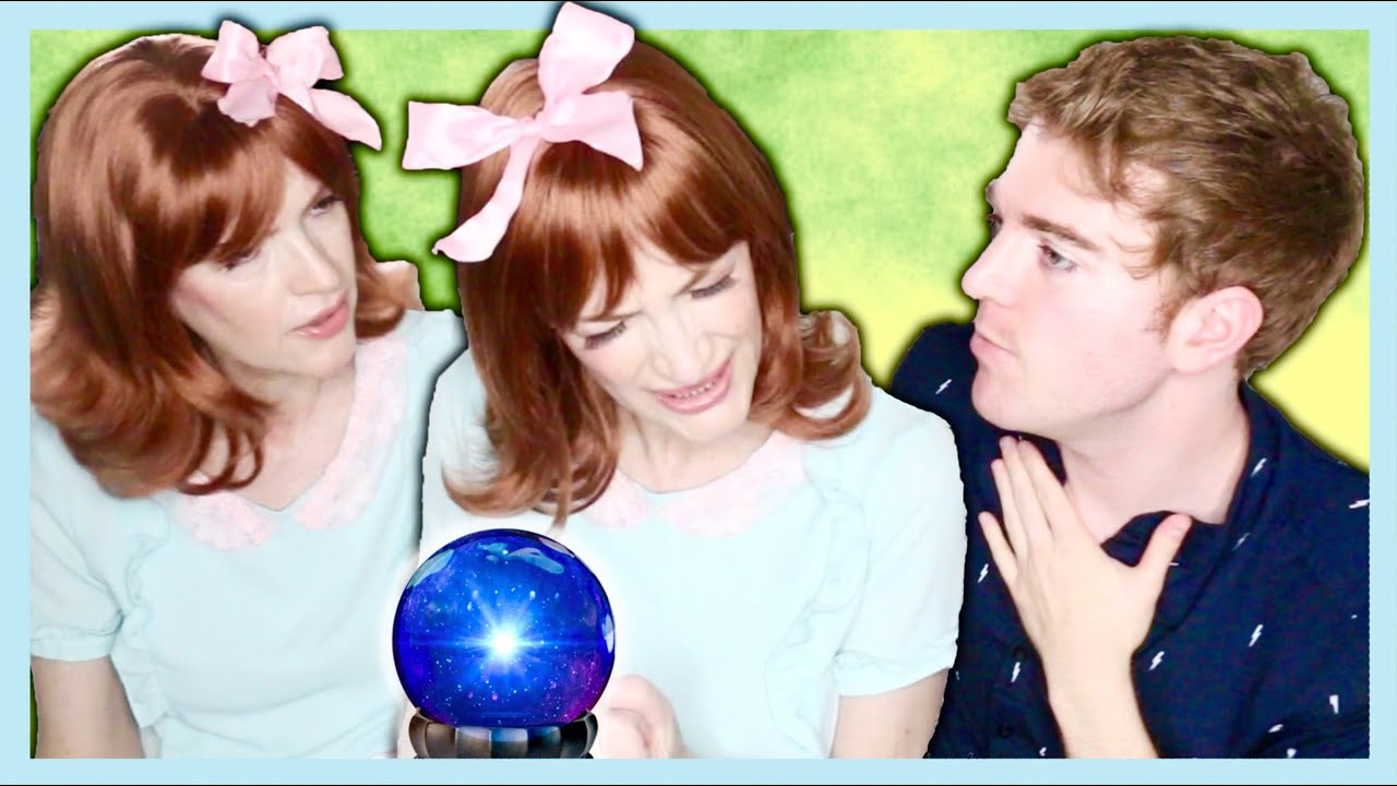 foto de YOUTUBER PREDICTIONS with THE PSYCHIC TWINS YouTube
