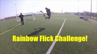 Rainbow Flick Challenge!