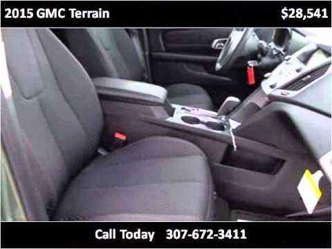 2015 Gmc Terrain New Cars Sheridan Wy Youtube