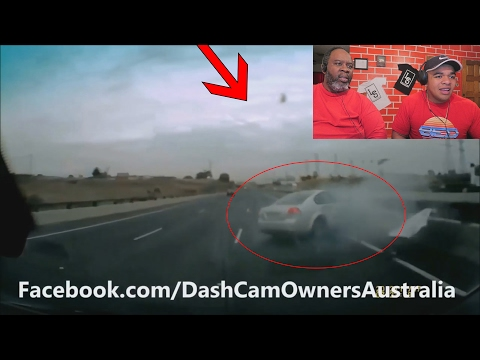 Dad Reacts to Australian Car Crash Compilation 1 - Dash Cam Owners Australia
